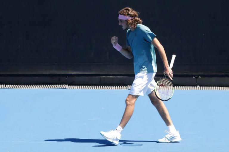 Australian Open: Στους «32» ο Τσιτσιπάς, για πρώτη φορά στην καριέρα του! – video | Newsit.gr
