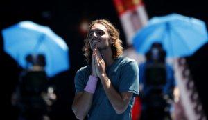 Τσιτσιπάς για την πρόκριση στο Australian Open: Ζω το όνειρό μου! Video