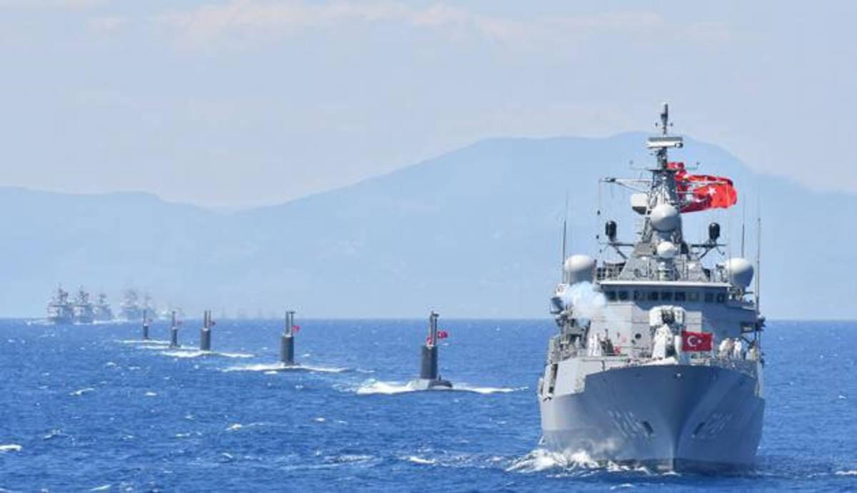 Η Τουρκία κλιμακώνει την ένταση με Ελλάδα και Κύπρο με ασκήσεις, γεωτρήσεις και NAVTEX