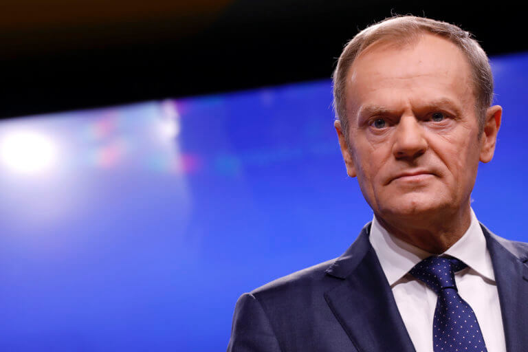 "Brexit: Απελπισμένος και ο Τουσκ! ""Ακόμη δεν ξέρουμε τι θέλει η Βρετανία"" | Newsit.gr"