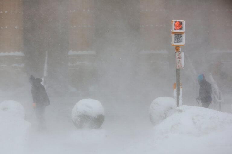 Τέτοιο κρύο ούτε στον… Άρη! Πολικές συνθήκες απειλητικές για τη ζωή στις ΗΠΑ! [pics, video]