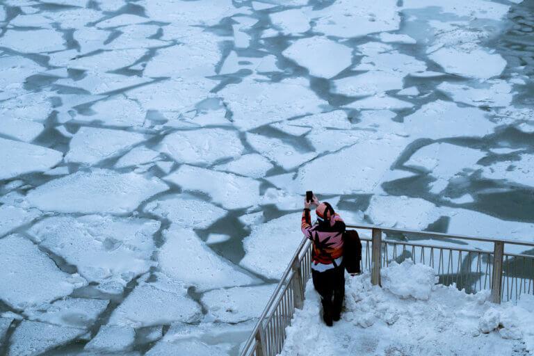 Πάγωσαν τα πάντα στις ΗΠΑ! Πολικές θερμοκρασίες που φτάνουν τους -50 βαθμούς Κελσίου! [pics – video] | Newsit.gr