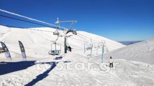 Βελούχι: Άνοιξε το χιονοδρομικό