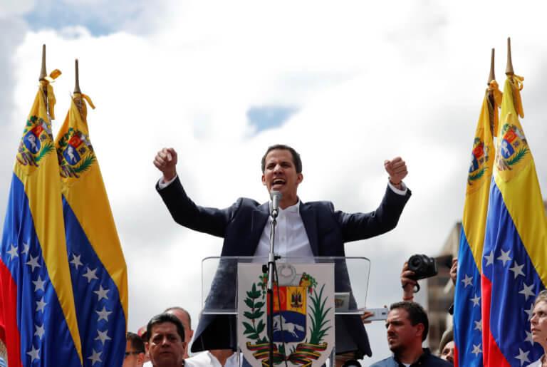 Χαμός στη Βενεζουέλα! Ετοιμάζεται ο στρατός – Την παραίτηση Μαδούρο ζητάει ο Πομπέο! | Newsit.gr