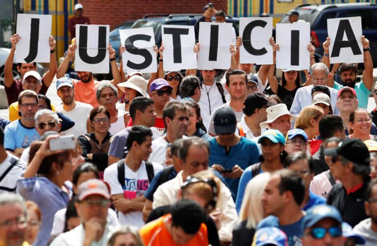 Βενεζουέλα: 35 νεκροί από τις πολιτικές αναταραχές στη χώρα | Newsit.gr