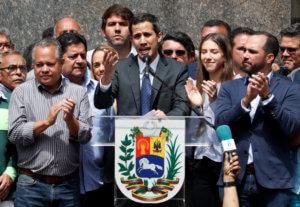 Βενεζουέλα: Οι ΗΠΑ δέχθηκαν εκπρόσωπο του Γκουαϊδό ως πρέσβη της χώρας