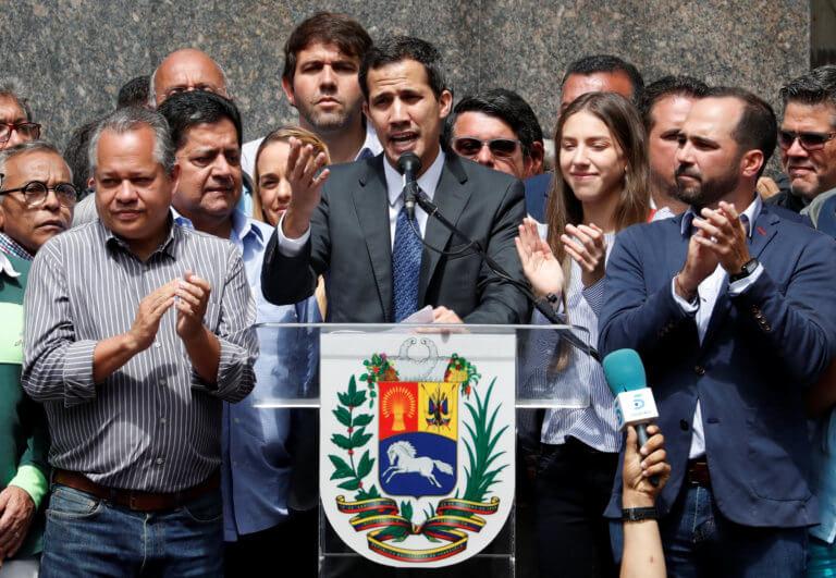 Βενεζουέλα: Οι ΗΠΑ δέχθηκαν εκπρόσωπο του Γκουαϊδό ως πρέσβη της χώρας | Newsit.gr