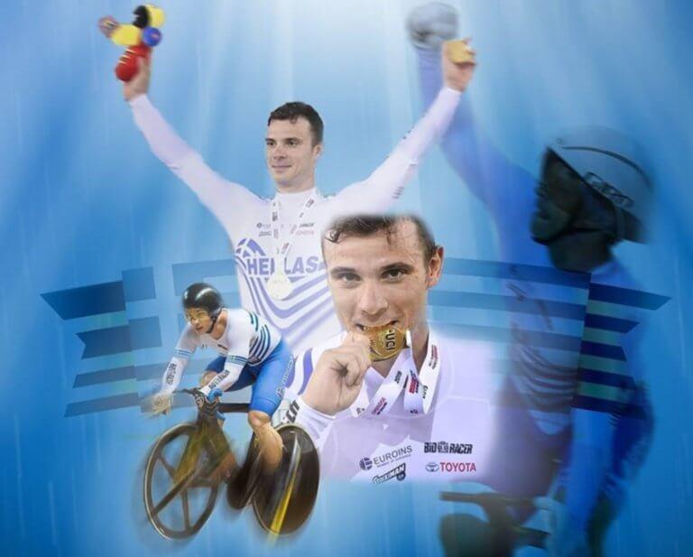 Κυπελλούχος κόσμου ο Βολικάκης! «Αγγίζει» τους Ολυμπιακούς Αγώνες ο Έλληνας πρωταθλητής   Newsit.gr