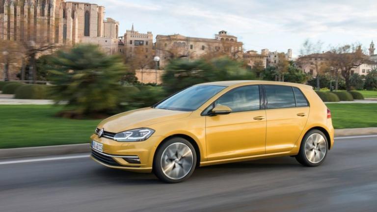 Προληπτική ανάκληση για τέσσερα δημοφιλή μοντέλα της Volkswagen