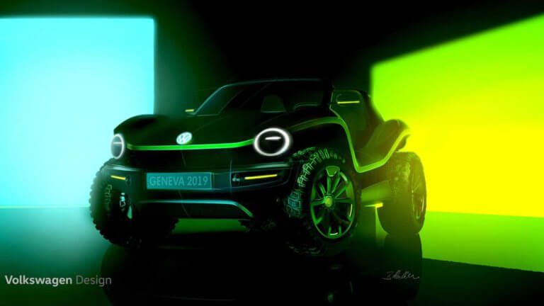 Η επιστροφή του VW Dune Buggy | Newsit.gr