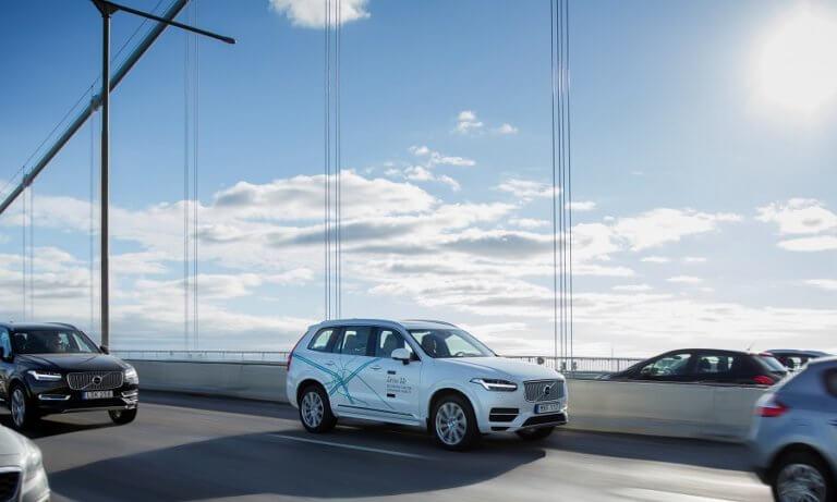 «Πράσινο φως» στη Volvo για δοκιμές αυτόνομων οχημάτων στη Σουηδία | Newsit.gr