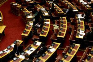 Βουλή Live: Η μεγάλη μάχη για την Συμφωνία των Πρεσπών