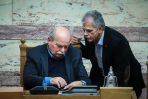 Κλήρωση για τα μάτια του Δανέλλη – Στην επιτροπή εξωτερικών και άμυνας ο ίδιος και ο Μαυρωτάς