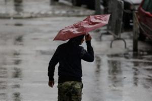 """Καιρός: """"Παγωμένη"""" βροχή και χιόνια φέρνει η """"Υπατία"""""""