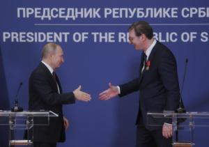 Βούτσιτς: Η συμφωνία για τον Turkish Stream είναι στρατηγικής σημασίας για την Σερβία