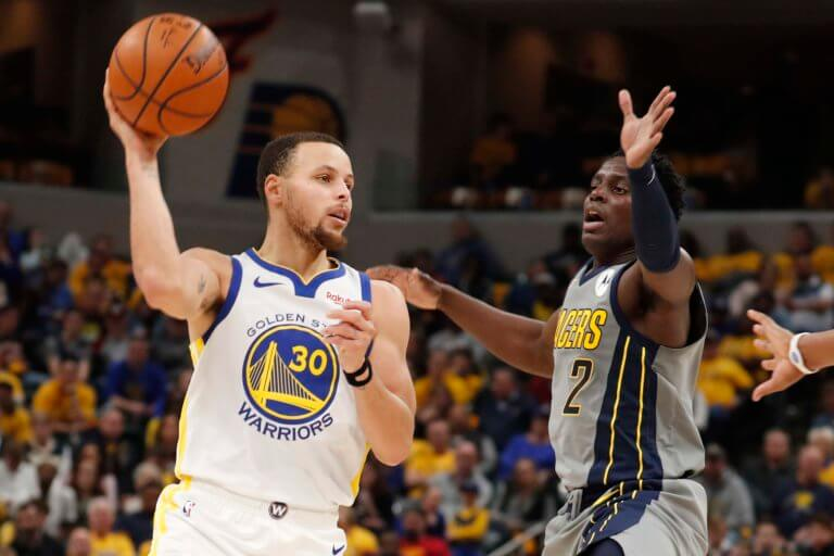 NBA: Δεν έχουν αντίπαλο οι Γουόριορς! Διέλυσαν και τους Πέισερς – video | Newsit.gr