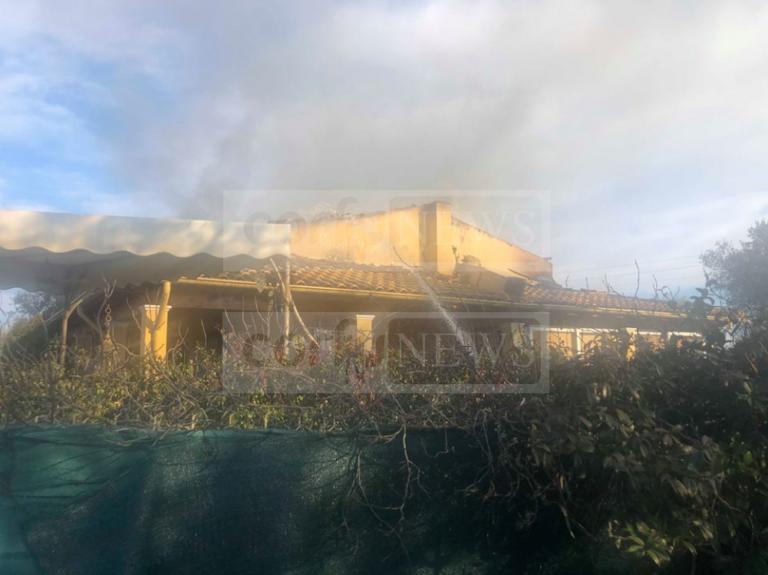 Κέρκυρα: Κάηκε ζωντανή λίγο μετά την έλευση του 2019 – Οι εικόνες του ασύλληπτου εφιάλτη [pics, video]