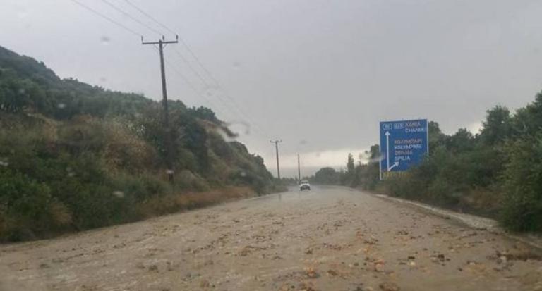 Χανιά: Εκκλήσεις στους οδηγούς να αποφεύγουν τις μετακινήσεις! | Newsit.gr