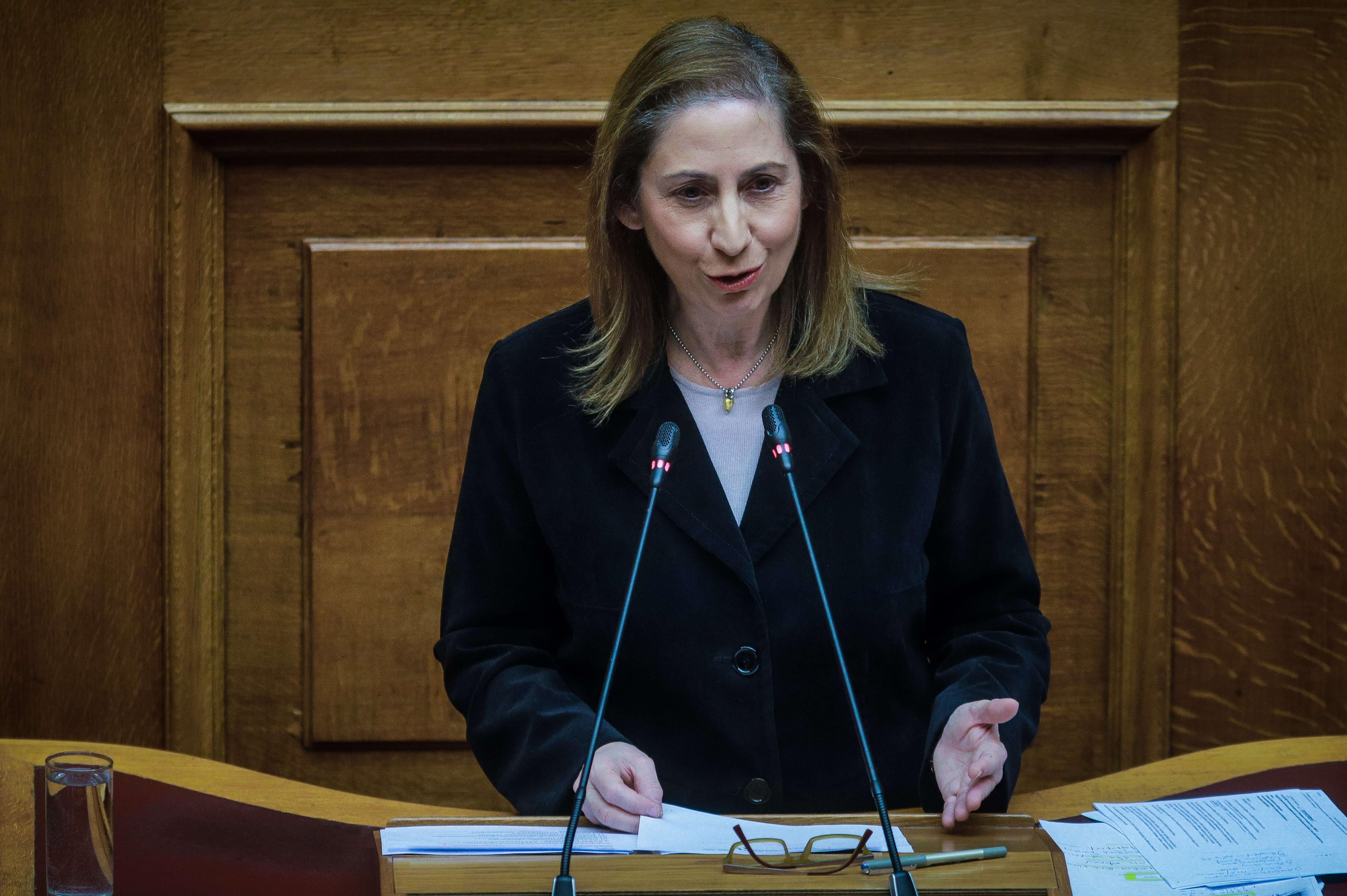 Ξενογιαννακοπούλου: Η ψηφοφορία για το ΑΣΕΠ απέδειξε ότι η κυβέρνηση έχει ψήφο εμπιστοσύνης