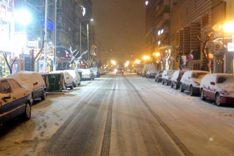 Προσοχή! Διακοπές κυκλοφορίας λόγω χιονόπτωσης στην Αττική   Newsit.gr
