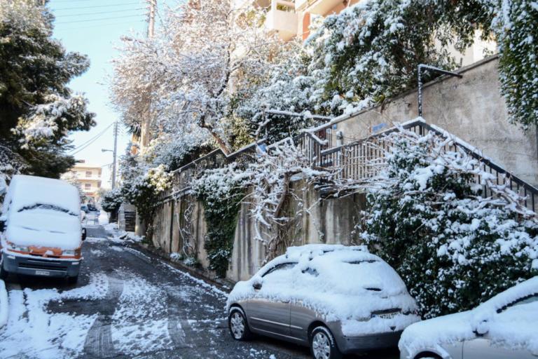 Καιρός: Νέα προβλήματα σε δρόμους της Αθήνας