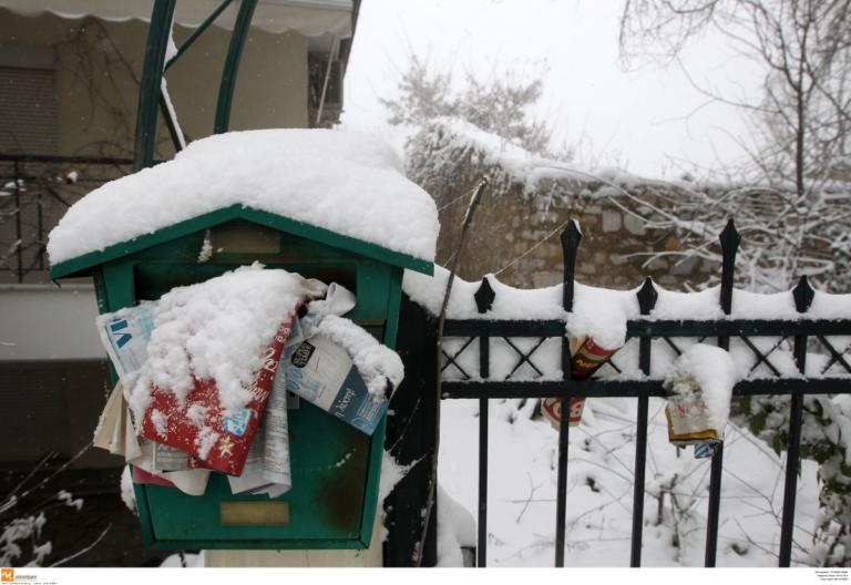 Καιρός: Εξαπλώνεται ο χιονιάς σε όλη την Ελλάδα – Στα λευκά ντύνεται η Αττική   Newsit.gr