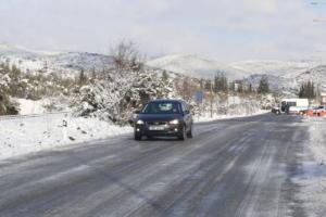 Αποκαταστάθηκε η κυκλοφορία στην εθνική οδό Αθηνών – Λαμίας