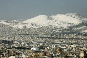 Τι λένε Αρνιακός και Αρναούτογλου για το χιόνι στην Αθήνα