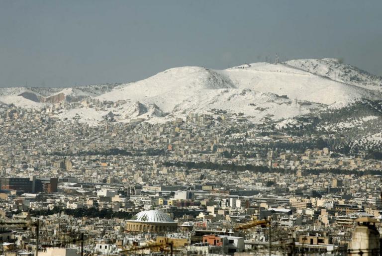 Τι λένε Αρνιακός και Αρναούτογλου για το χιόνι στην Αθήνα | Newsit.gr