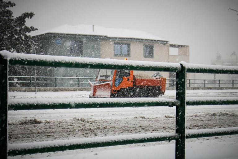 Θεσσαλία: Που έχει διακοπεί η κυκλοφορία | Newsit.gr