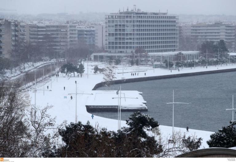 Καιρός: Χιόνια, πολικές θερμοκρασίες και μοναδικές εικόνες – Η χαμηλότερη θερμοκρασία της ημέρας [pics]