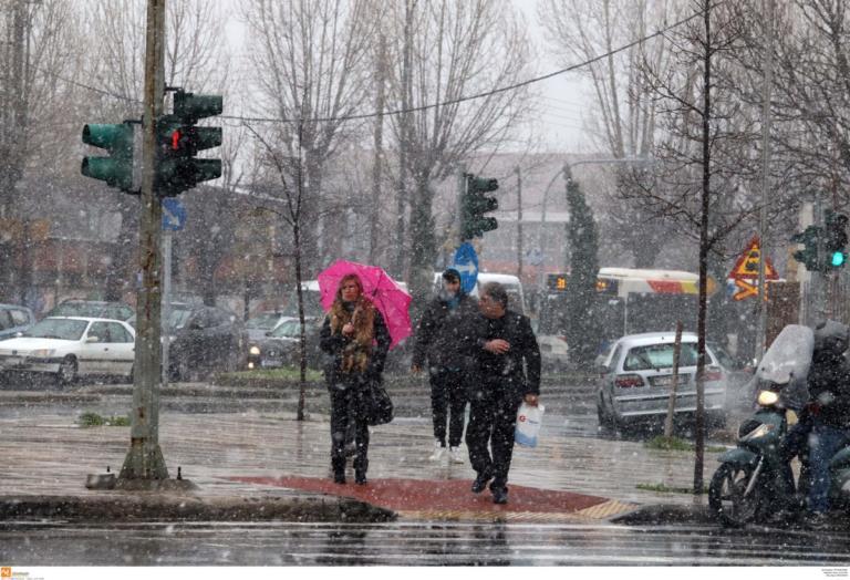 Καιρός: Χαμηλές θερμοκρασίες και καταιγίδες την Τετάρτη | Newsit.gr