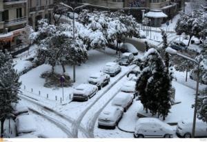 Καιρός: Νέο έκτακτο δελτίο από την ΕΜΥ – Που θα χιονίσει αύριο