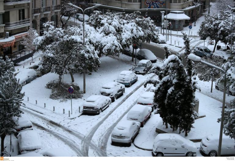 Καιρός: Νέο έκτακτο δελτίο από την ΕΜΥ – Που θα χιονίσει αύριο | Newsit.gr