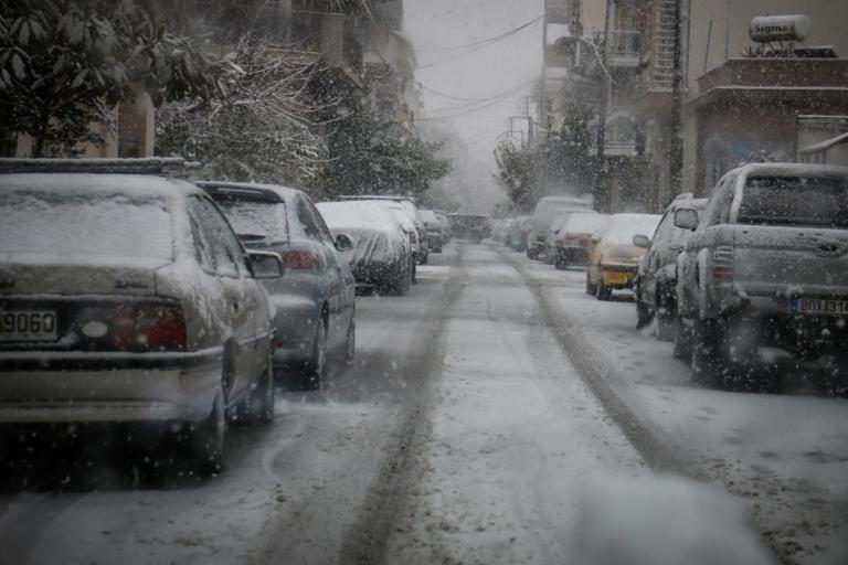 Καιρός: Παρέα με τα χιόνια το Σάββατο όλη η Ελλάδα – Προσοχή στον παγετό – 9 μποφόρ στο Αιγαίο