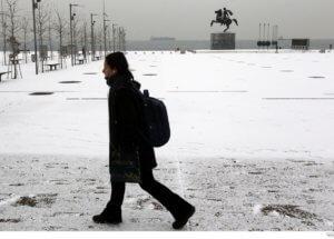 """Καιρός: """"Φοίβος"""" η νέα κακοκαιρία διαρκείας με χιόνια και καταιγίδες!"""