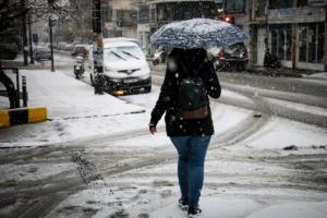 Καιρός: Λευκό Σάββατο σε όλη την Ελλάδα – Που θα υπάρχει παγετός