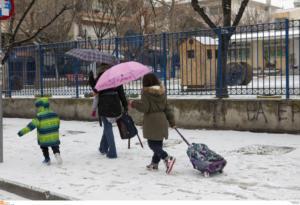Κλειστά τα σχολεία αύριο σε όλους τους δήμους της Θεσσαλονίκης
