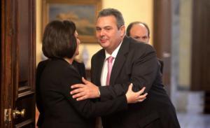 ΑΝΕΛ για Χρυσοβελώνη: Αυτοεξευτελίζεσαι, δεν παραιτήθηκες, σε διαγράψαμε!