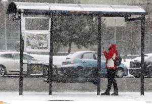 Καιρός: Υπατία… και σήμερα με χιόνια, βροχές και κρύο!