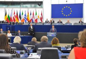"""""""Σαφή"""" τα βήματα για ένταξη της Βόρειας Μακεδονίας στην ΕΕ λέει Ευρωπαία επίτροπος"""
