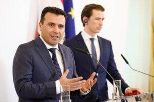 Μεταρρυθμίσεις για γρήγορη είσοδο στην ΕΕ υπόσχεται ο Ζάεφ