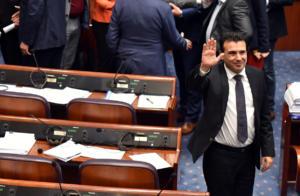 Έκκληση Ζάεφ στους Έλληνες βουλευτές: Ψηφίστε «ναι» στη Συμφωνία των Πρεσπών – Video