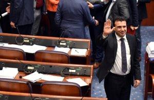 Ζάεφ: «Ήμουν ο πρώτος που φώναξε «Ζήτω η Δημοκρατία της Βόρειας Μακεδονίας»