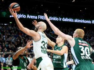 """Ζαλγκίρις – Παναθηναϊκός 82-69 ΤΕΛΙΚΟ: Έμεινε στα… αποδυτήρια! """"Φάτσα"""" με τον αποκλεισμό το Τριφύλλι"""