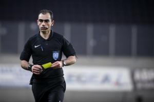 Κύπελλο Ελλάδας: Ο Ζαχαριάδης στο Ξάνθη Ολυμπιακός! Οι ορισμοί των διαιτητών