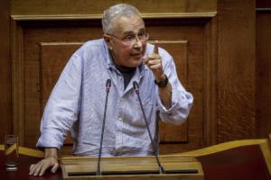"""Ζουράρις: """"Η Μακεδονία είναι μία και είναι μακεδονική"""" αλλά… στηρίζει την Κυβέρνηση"""