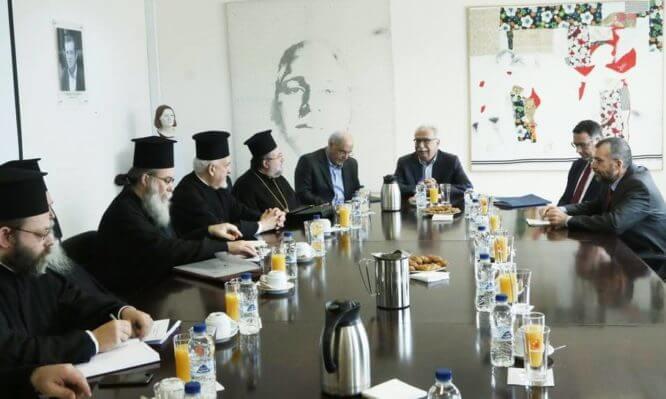 Ενστάσεις και επιφυλάξεις από το Φανάρι στη συνάντηση με τον Γαβρόγλου – Βίντεο | Newsit.gr
