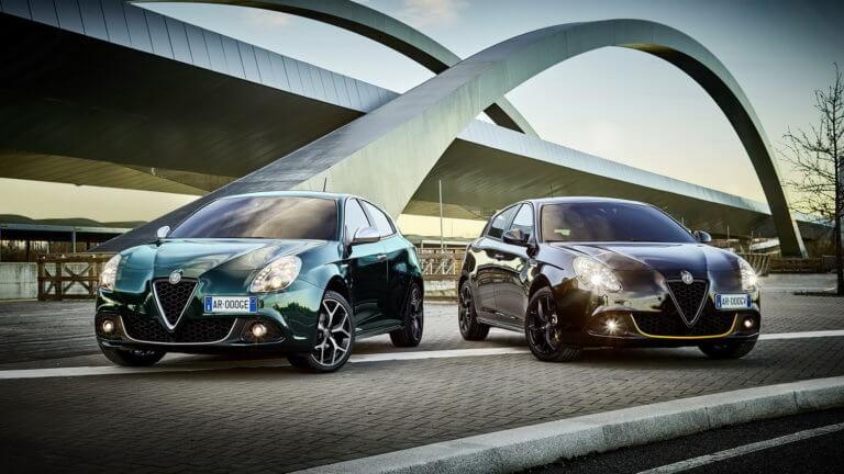 Φρεσκάρισμα και νέες εκδόσεις για την Alfa Romeo Giulietta