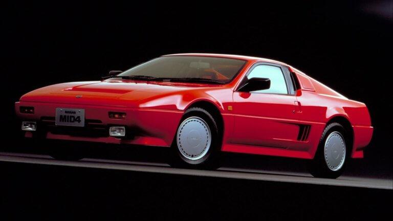 MID4, το αγέννητο supercar της Nissan [vid] | Newsit.gr